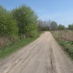 Въезд в Ковалевку